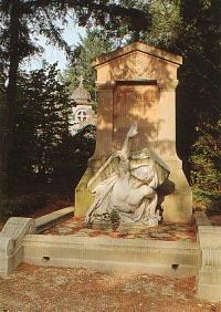 Jules Verne, cimetière de la Madeleine