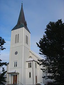 Sortland kirke, Norway - Wikipedia
