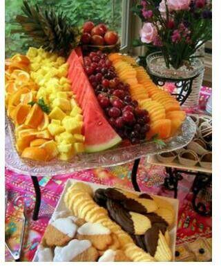 #fruits #buffet