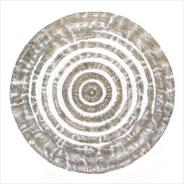 "Saatchi Art Artist Simona Petrauskaite; Drawing, ""Sound Waves I"" #art"
