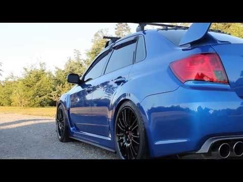 2012 Subaru WRX STI Montage - YouTube