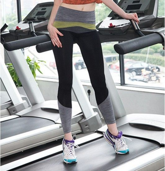 Exercise Sports Wear Fitness Pants