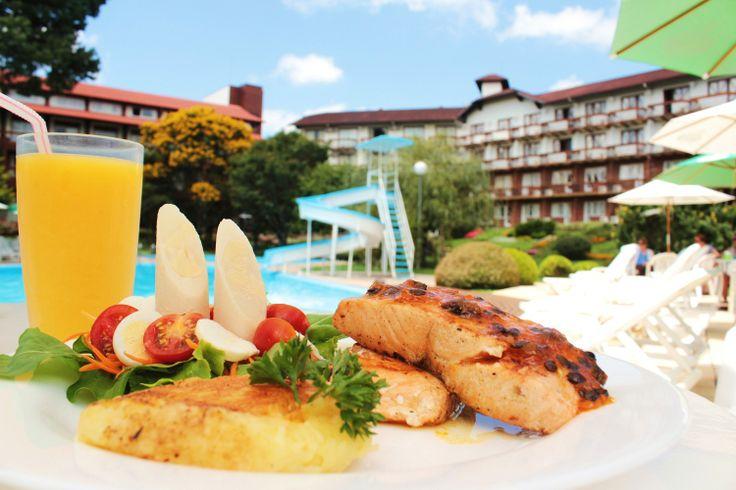 Verão no Hotel Alpestre em Gramado