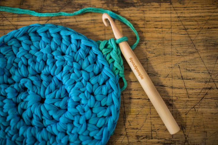 Poufpeople: пуфы, ковры, корзины и подушки ручной работы - яркие вещи для вашего дома