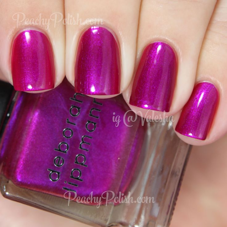 To acquire Lippmann deborah fantastical holiday nail polish collection picture trends