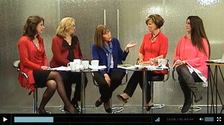 Monday, February 9th, 2015 - 'The RDH View' Cast with Special Guest Janet Jacks - Owner of Goodness Me! Natural Food Market - FREE View: Transforming Your Health