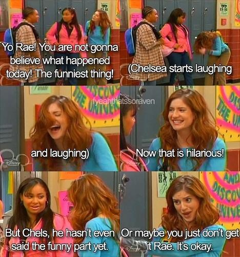 """""""thats so raven :)"""" Loved that show! I still love it!"""