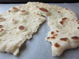 I Like To See My Recipes When I Grocery Shop: Naan & Peshawari Naan