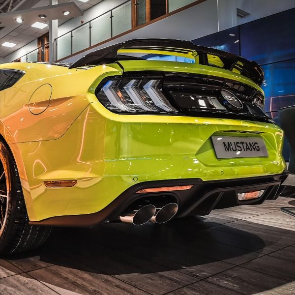 Mustang 55 Edition In 2020 Mustang Ford Mustang Ford Models