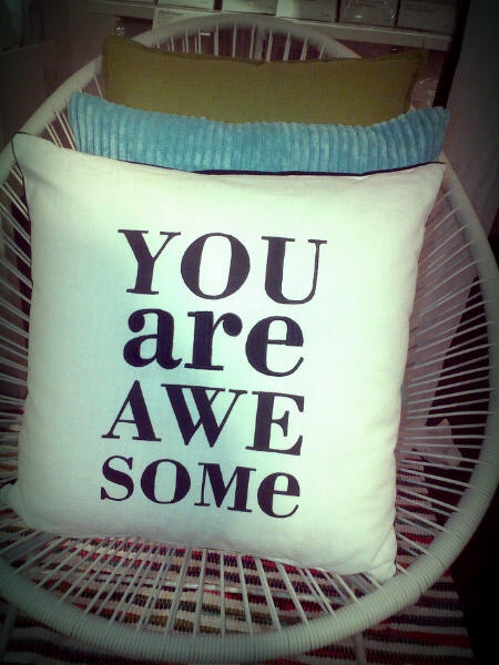 You are....