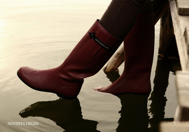 A Day Out – NOVESTA blog Stylish NOVESTA wellies can be a great companion on your adventures!