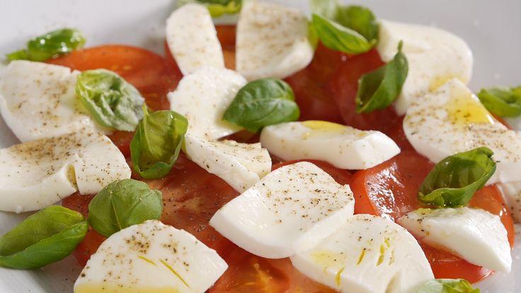 Tomat & Mozzarella
