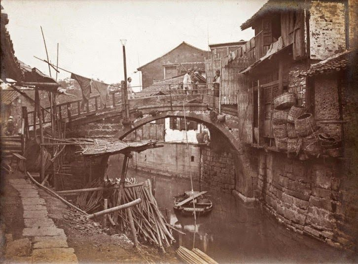 vintage everyday: Rare Vintage Photographs of Life in China in the 19th Century