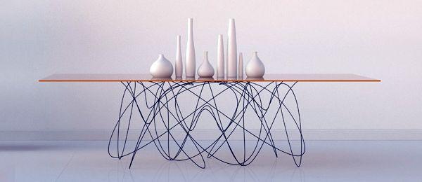 The Quantum table / Jason Phillips