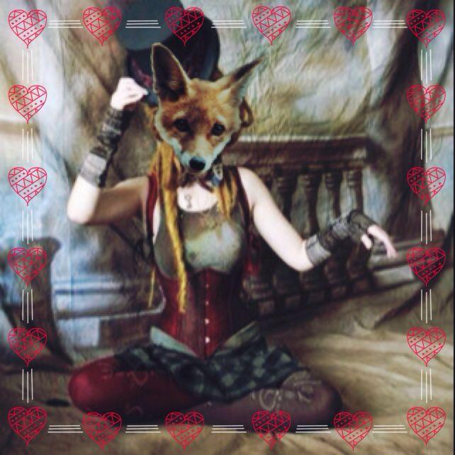 Love fox