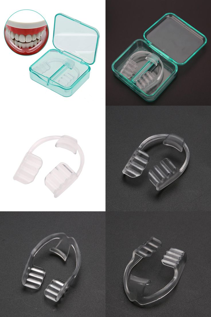 [Visit to Buy] Dental Mouth Guard Prevent Night Teeth Tooth Grinding Bruxism Splint Eliminate Clenching Product Sleep Aid Tools #Advertisement