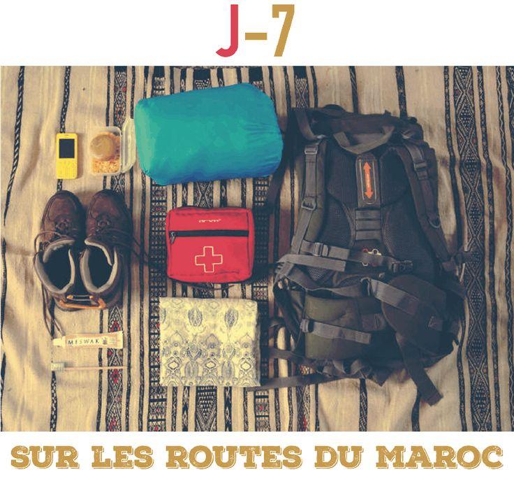 J-7 RoadTrip Maroc