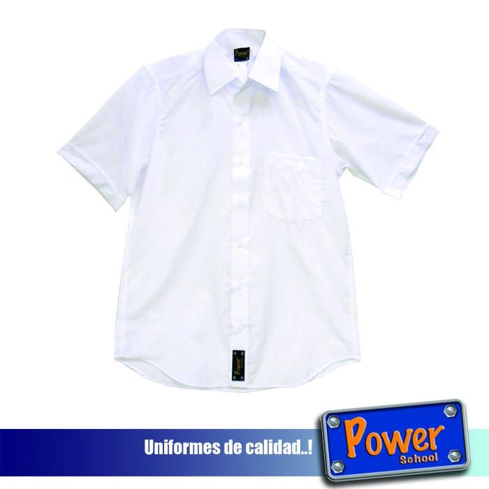 Te esperamos para hacer más fácil la vuelta a la escuela #Camisa #Escolar Blanca #PowerSchoolcr
