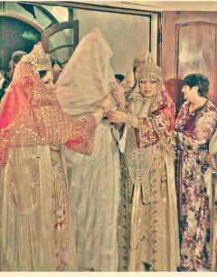 Cérémonie traditionelle Tlemcenienne de Mariage