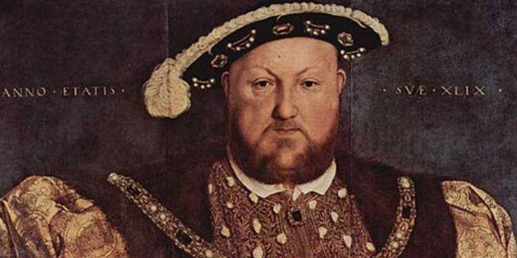 Il 21 aprile 1509 Enrico VIII diventò Re d'Inghilterra. Enrico VIII fu il secondo monarca della Dinastia Tudor, come successore di suo padre, Enrico VII d'Inghilterra. Fu il fondatore della Chiesa Anglicana, nata in seguito allo scisma religioso, quindi alla separazione dalla Chiesa cattolica di Roma.
