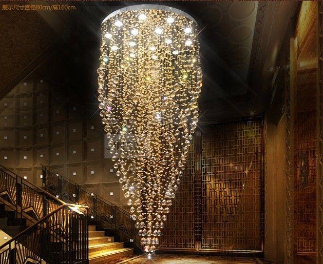 Montagem embutida âmbar candelabro de cristal de iluminação casa moderna em Candelabro de Luzes & Iluminação no AliExpress.com | Alibaba Group