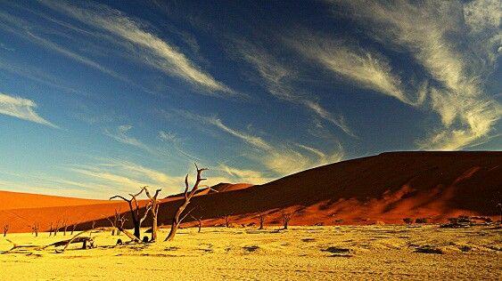 Namibia, Deadvlei.