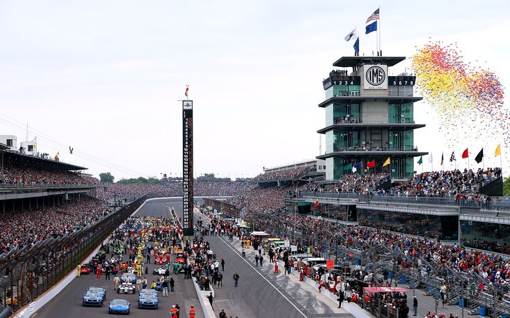 Indy 500 // Indianapolis