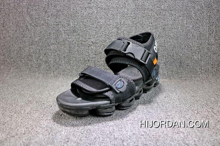 OFF-WHITE X Nike Air VaporMax Beach Sandals Black 42 850588-001 Copuon