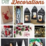 20 DIY Christmas Decorations To Make