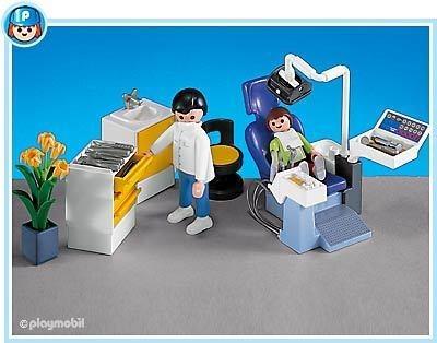 Dentista - Fofs e seu consultório no mundo Playmobil!!!