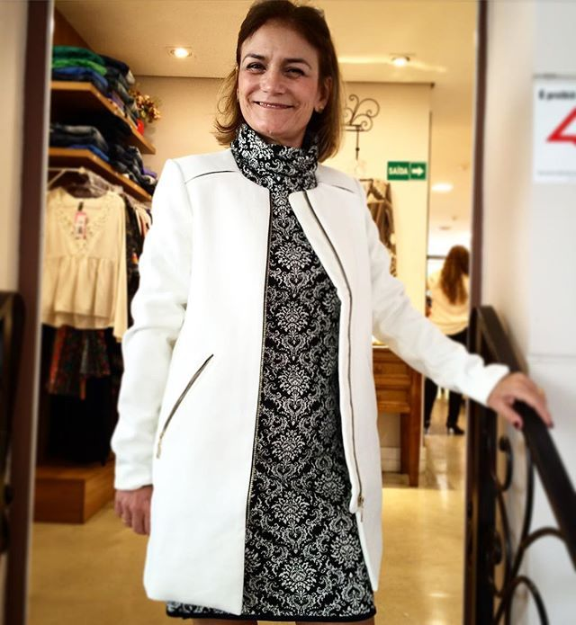 #novidade casaco lindo @lezalez aqui na #Aslita ❤️😍 #inverno2016 #casaco #Estilo #HighFashion