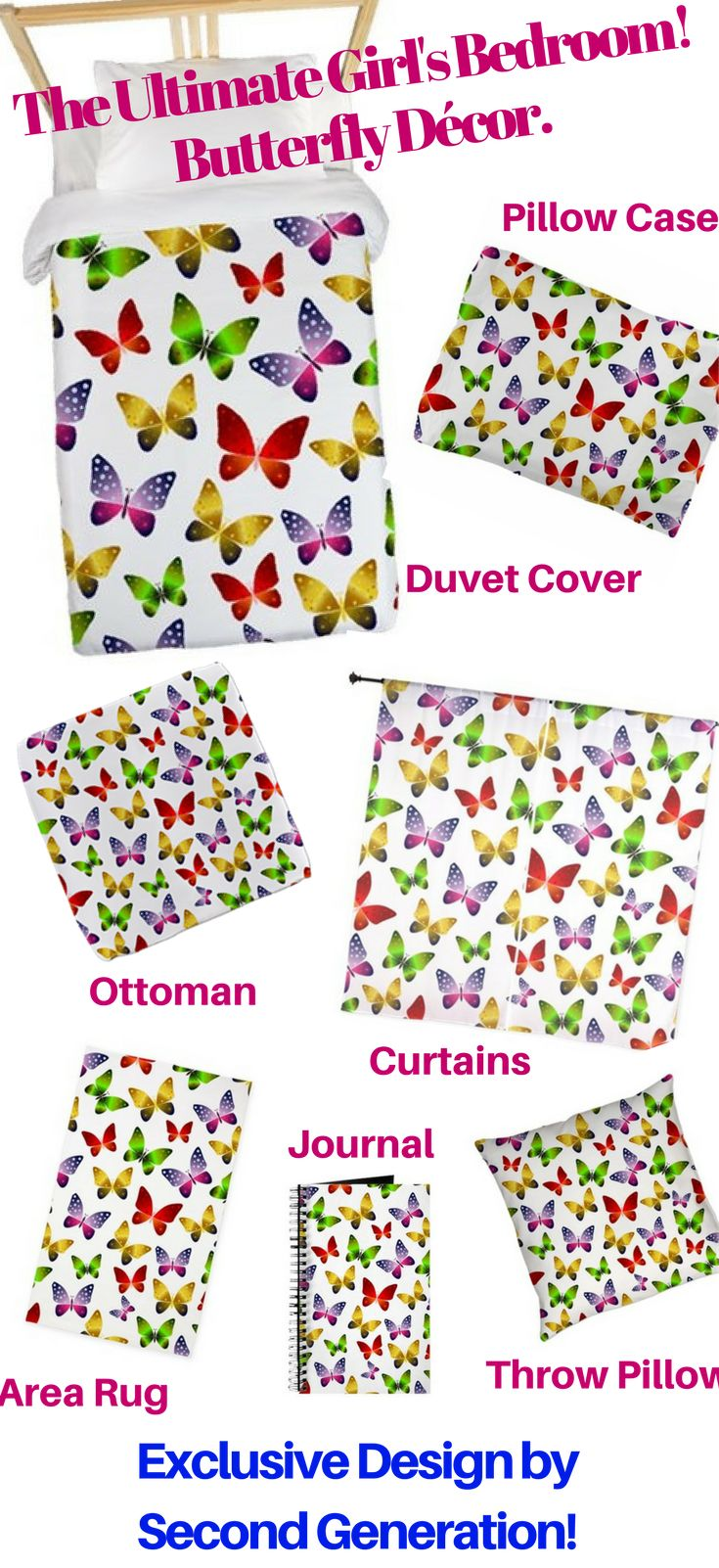 Best 25 meaning of metamorphosis ideas on pinterest meaning of the butterfly is a symbol of change transformation this bright print of butterflies in a garden reminds us that there is always hope buycottarizona