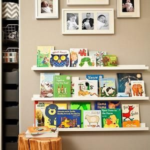 Ikea Ribba Picture Ledge ~ I have the perfect space in the hallway for this! ~NK~