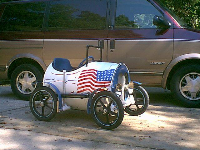 Speeder Drum Car!