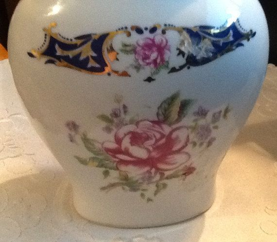 Vintage c.1950s T.Limoges Porcelana Fina by BuyfromGroovy on Etsy