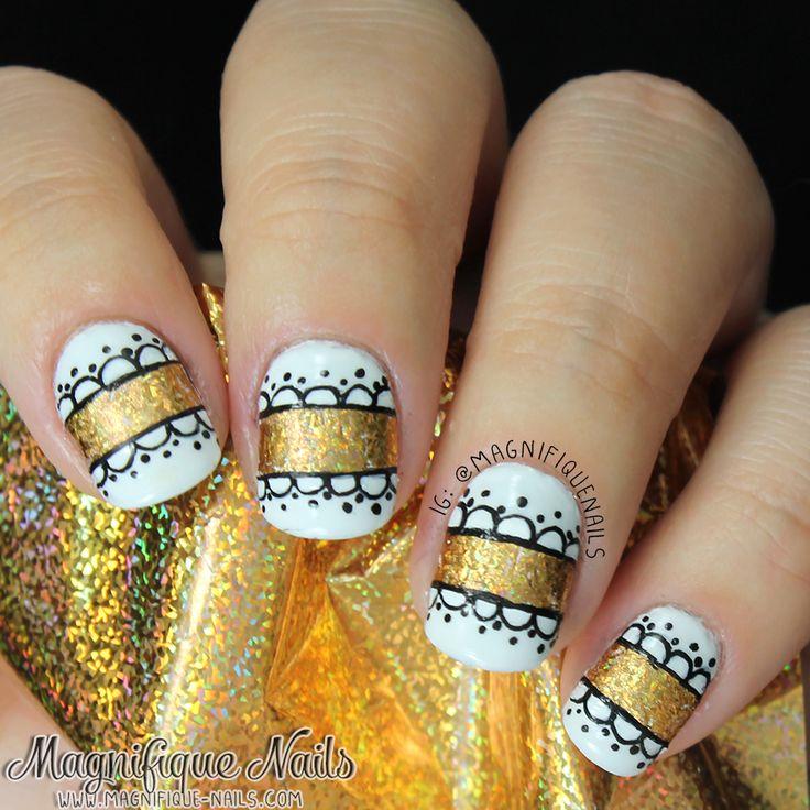 357 best {My Nail Art} images on Pinterest | Nail art blog, Madam ...