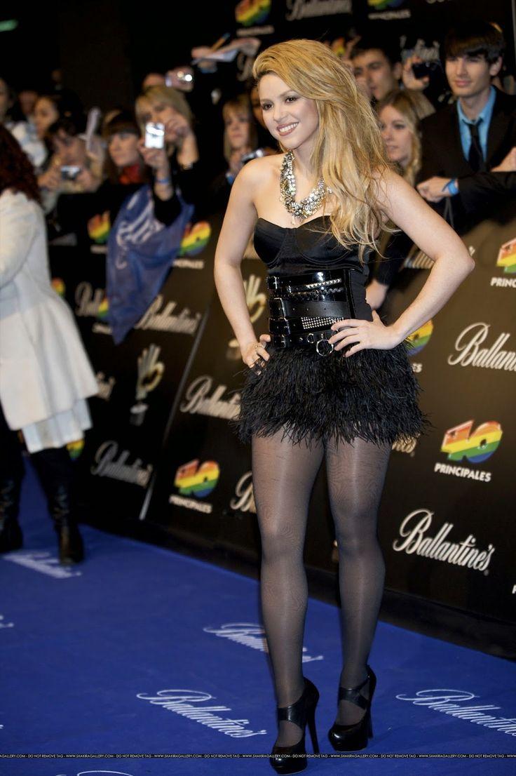 2015 Shakira Legs | Shakira makes her long-awaited blog ...