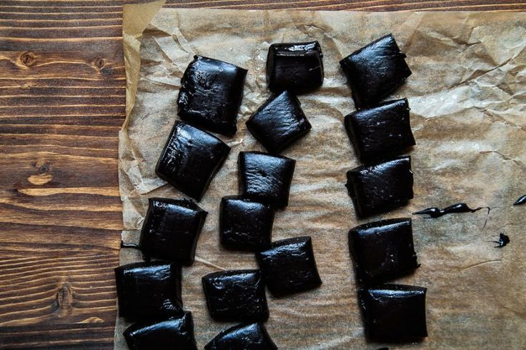 lakritz gesund lakritze bonbons selber machen rezept