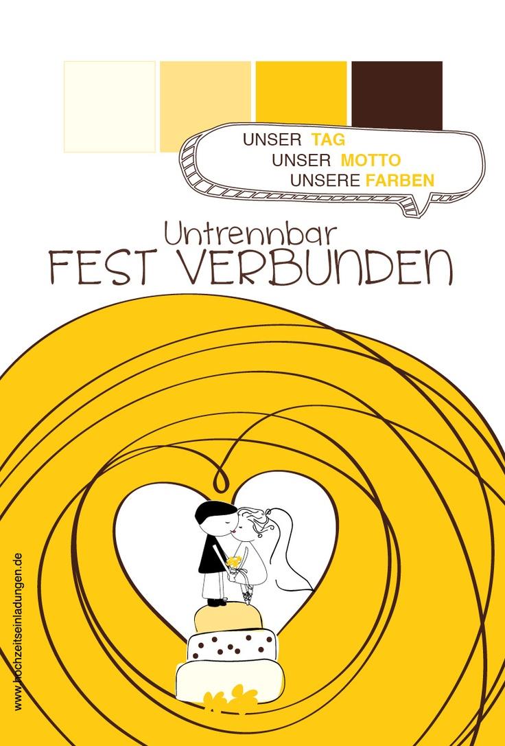 Untrennbar fest verbunden...  http://www.hochzeitseinladungen.de/hochzeit/kartengalerien/romantisch-floral/action/show/card/Untrennbar-fest-verbunden.html?q=a009