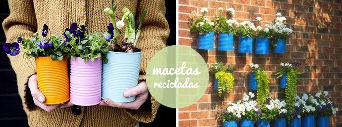 Diy para amueblar y decorar tu casa reciclando ideas for Ideas baratas para decorar tu casa