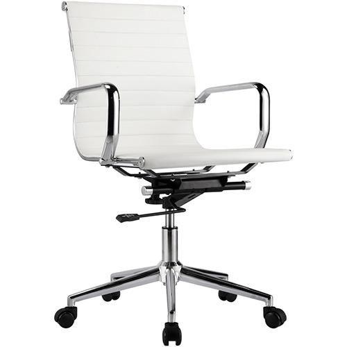 Cadeira Presidente Office Sevilha Baixa - Americanas.com