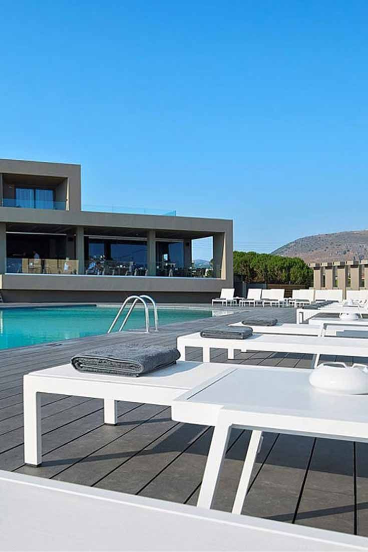 CHC Elysium Boutique Hotel in Analipsi, Heraklion