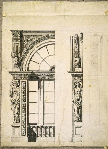 Das Kunstwerk Pawlowsk, Fenster und Karyatide - Vincenzo Brenna liefern wir als Kunstdruck auf Leinwand, Poster, Dibondbild oder auf edelstem Büttenpapier. Sie bestimmen die Größen selbst.