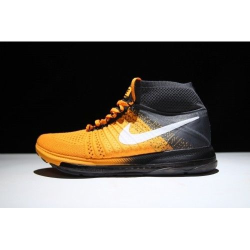 Köpa Nike Air Zoom All Out Flyknit Löparskor Herr Grå Orange