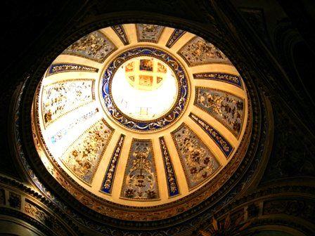 Cupola laterale - Chiesa Santa Maria La Nova - Scicli