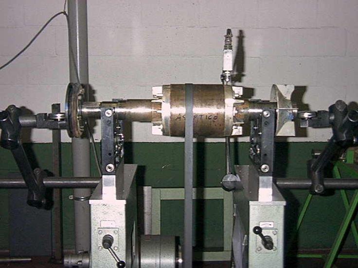 """""""Equilibrado Rotor Motor"""" Supervisión y Gestión de Taller Mecánico"""