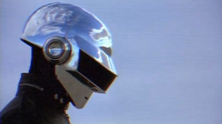 Talented, mysteriously modest and deeply human robots Daft Punk present you Within from their latest album Random Access Memories. Coupled with the video footage from their very own cinematic adventure Electroma (2006) - a lovely slow watch with impeccable soundtrack shedding more light on the concept behind the band.