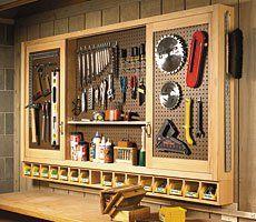 Arrumar as ferramentas – Get Woodworking Week | Coisas de um desocupado