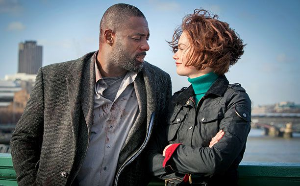 "'Luther' finale: Creator Neil Cross on that final moment | BBC series.. that is great drama , but makes Great Britain's idea of ""Police"" pathetically ill-armed..no wonder there is such a culture of lawlessness gripping that nation.. No Respect!!"