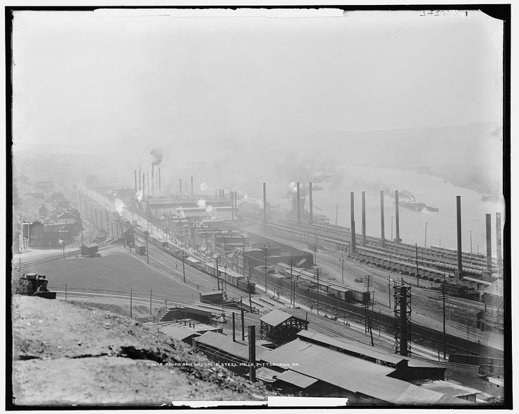 Steel Mills Pittsburgh Essays and Term Papers
